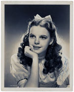 Judy Garland Signed Wizard Of Oz Photo