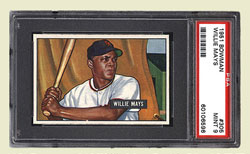 Willy Mays Rookie Card