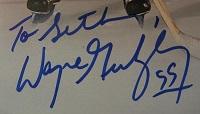 Wayne Gretzky Signature