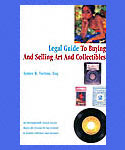 Vartian's book, 'Legal Guide to Buying and  Selling Art and Collectibles'