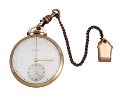 Babe Ruth's Gold Pocket Watch
