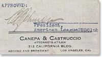 1920 Signature