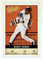 Barry Bonds wasn't on the winning team, but he had a record-breaking series nonetheless.