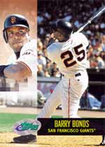 When they pitched, he hit.  Barry Bonds has the top slugging percentage of .749!