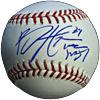 Bryce Harper Signed Baseball
