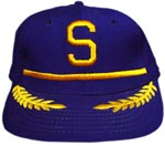 This 1969 Seattle Pilots cap is a very desirable style amongst collectors.