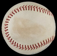 Carlton Fisk Home Run Baseball