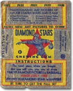 An original Diamond Star wrapper
