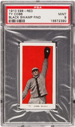 E98 Ty Cobb (Red-Black Swamp Find)