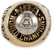 Elgin Baylor NBA Championship Ring