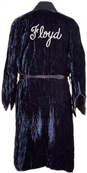 Floyd Patterson Fight-Worn Robe (1972-His Last Fight)