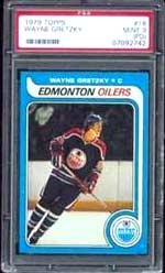 ...Gretzky PSA-graded cards are doing the same in hockey.