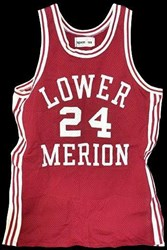 Kobe Bryant Lower Merion High School Jersey #24