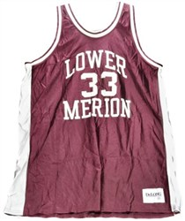 Kobe Bryant Lower Merion High School Jersey #33