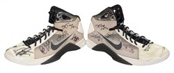 2008 Kobe Bryant Olympic Game Worn Sneakers