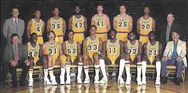 1984 Lakers Team photo.