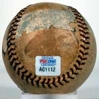 Mantle's 500th home run baseball is one of the most historically significant and valued pieces of sports memorabilia today