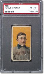 The world's most expensive PSA 1 card.