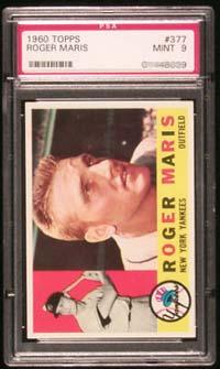1960 Topps Roger Maris