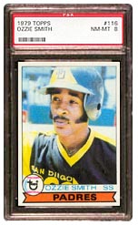 1979 Topps Ozzie Smith