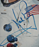 Neil Armstrong Forgery Closeup