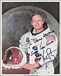 Neil Armstrong Personalized Photo