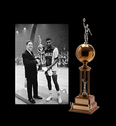 Oscar Robertson's 1963-64 Most Valuable Player Award