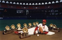 Ozzie Smith's 13 Gold Glove Awards