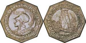 1915-S Panama-Pacific $50 Octagonal
