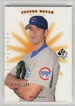 Mark Prior SP Authentic card