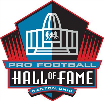 Pro Football HOF Logo