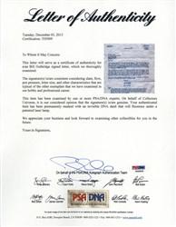 PSA/DNA LOA