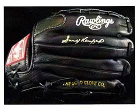 Sandy Koufax Signed Glove