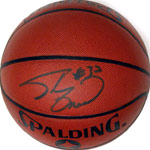Shaq O'Neal Orlando Magic signature