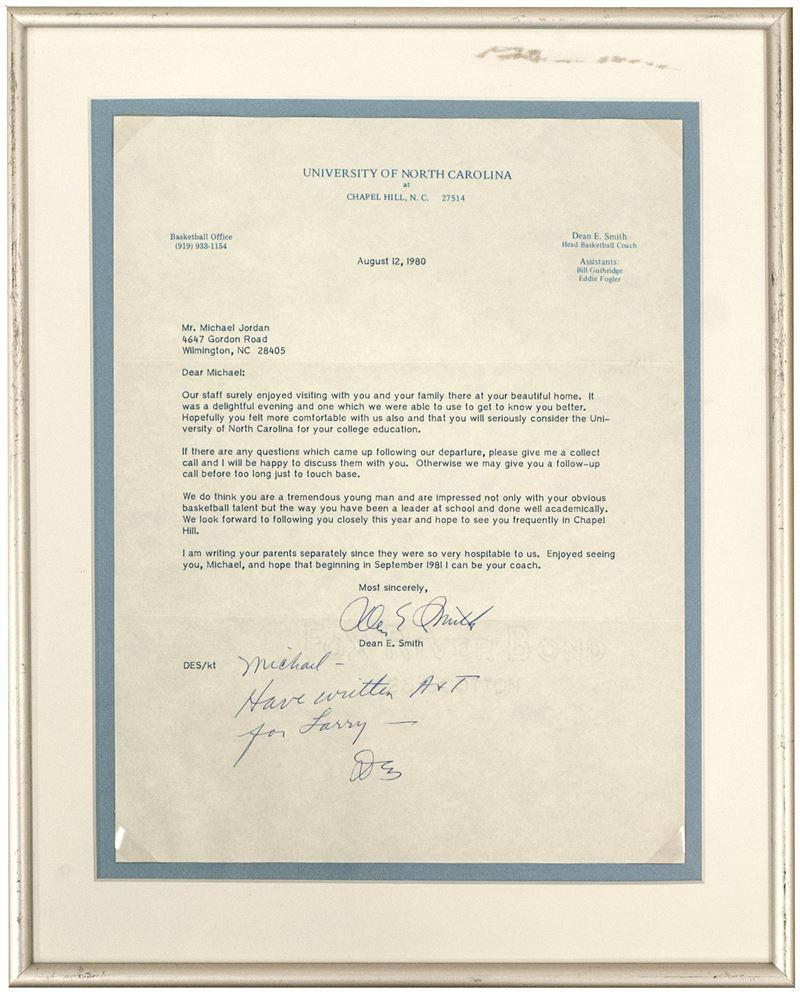 Goldin Auctions Confirms Authenticity Of Michael Jordan Memorabilia