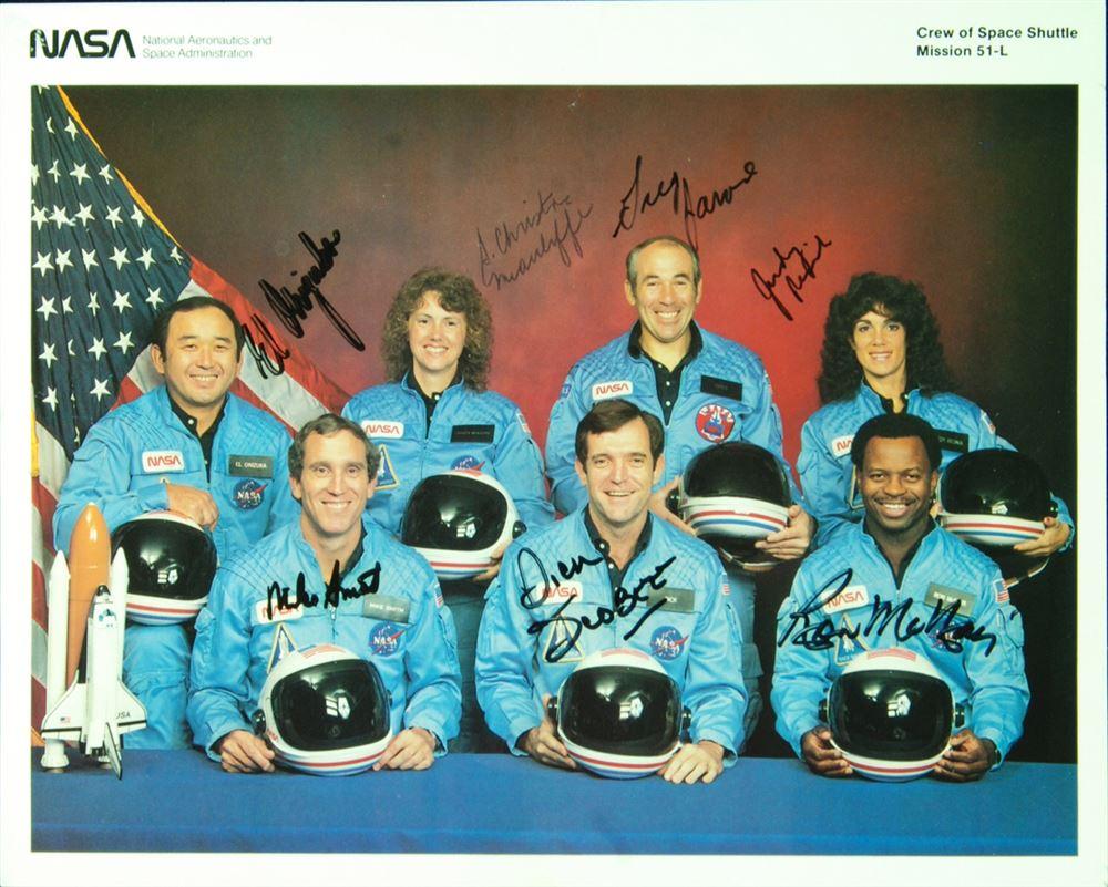 names of crew member of nasa - photo #19