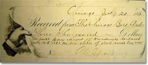 1883 cash receipt