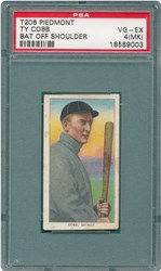 T206 Piedmont Ty Cobb (Bat Off Shoulder)
