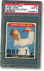 1933 Sport Kings Bobby Jones