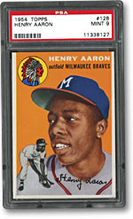 1954 Topps Henry Aaron