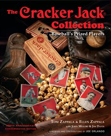 Visitors can meet the authors and PSA will give away copies of the new book, The Cracker Jack Collection, at the 2013 National.  (Photo courtesy of PSA.)