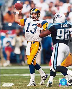 Poster of Kurt Warner