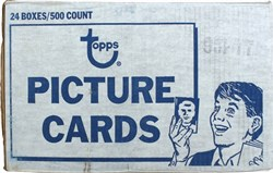 Topps Picture Cards