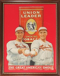 Union Leader Tobacco ad