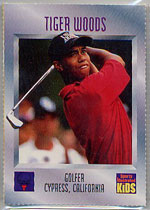 Tiger Woods card sells for $125,000