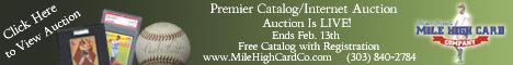Mile High Card