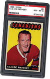 1965 Topps Hockey Card Set