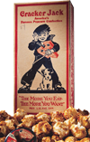 Crackerjack Baseball Trading Cards