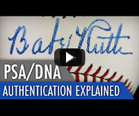 Verifying the Authenticity of PSA/DNA