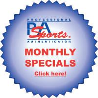 PSA Monthly Specials